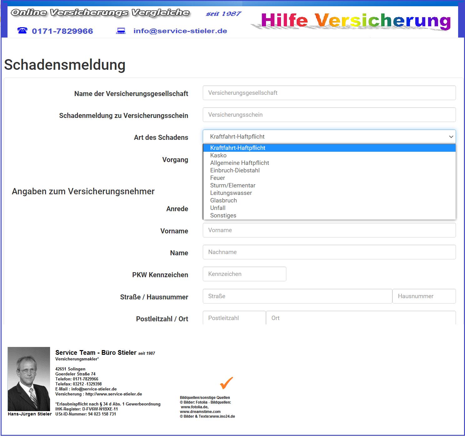 #Schadensmeldung #Schaden #Meldung #Versicherungsschaden #Schadensservice #Hilfe http://www.ekv24.de/Schadensmeldung.html